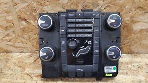 VOLVO XC60 V70 V60 S80 2009-2018 A/C HEATER CLIMATE RADIO CONTROL UNIT 31288317