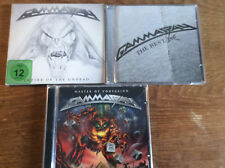 Gamma Ray [4 CD +1 DVD] Master of Confusion + Empire of the Undead + The Best