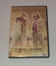THE BIG LEBOWSKI DVD ** JEFF BRIDGES ** USED EXCELLENT CONDITION ** SEE MY STORE