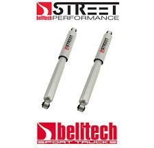 """07-16 Silverado/Sierra Street Performance Rear Shocks for 5"""" - 7"""" Drop"""