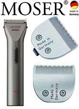 Moser Genio pro Beard Trimmer Hair Trimmer+Medical Fine Cutting Head Set 0,1MM