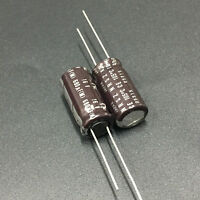 100pcs 68uF 63V 10x16mm NCC LXY 63V68uF Low Impedance Long Life Capacitor