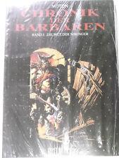Chronik der Barbaren # 1 ( Kult Editionen 2004 Softover ) Neuwertig