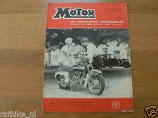 MO5845-NORTON JUBILEE 250 TWIN,AERMACCHI 250 CROSS,EXCAM FOLKE,USSR CROSS KLOMPS