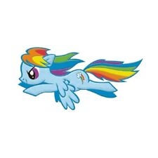 """My Little Pony """"Rainbow Dash"""" Embroidered Patch - New"""