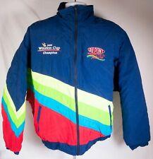 Vintage Mens M Jeff Gordon 1995 Winston Cup Champion Lined Racing Jacket Nascar