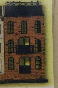 Dollhouse Kit 1/144 Scale - Rowhouse #810
