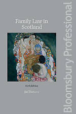 Family Law in Scotland, Joe Thomson, New Book