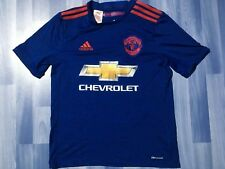 BOYS 13-14 YEARS MANCHESTER UNITED FOOTBALL SHIRT-SHORTS-SOCKS 2016-2017 AWAY