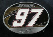 KURT BUSCH #97 NASCAR BELT BUCKLE