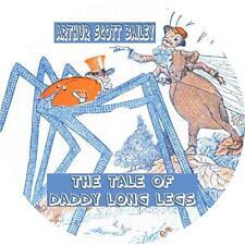 Tale Of Daddy Long Legs, Arthur Scott Bailey Childrens Audiobook on 2 Audio CDs