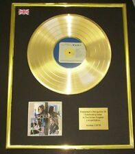 THE CORRS BEST OF CD GOLD DISC RECORD DISPLAY FREE P&P!