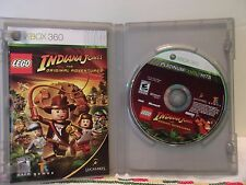 Lego Xbox 360 Indiana Jones the Original Adventures Game Complete Used Very Good