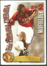 SHOOT OUT 2003-2004-MANCHESTER UNITED-ERIC DJEMBA DJEMBA
