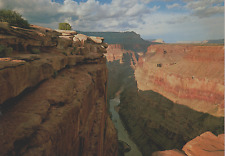 Old Postcard: GRAND CANYON, Arizona,United States.