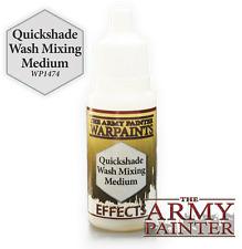 The Army Painter BNIB Warpaint - Quickshade Wash Mixing Medium APWP1474