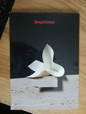 Bang & Olufsen Vintage Product Catalog in English