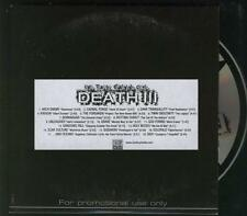 IN THE EYES OF DEATH III solefald sigh twin obcscenity PROMO SAMPLER CD ALBUM **