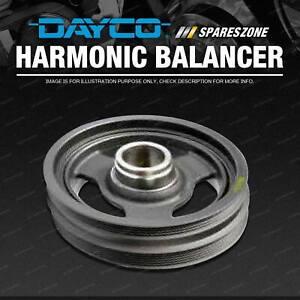 Dayco Powerbond Harmonic Balancer for Holden Commodore VE VF Caprice WM WM II WN