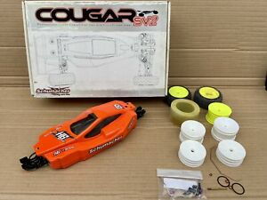 Schumacher Cougar SV2 Pro 1/10 Scale Electric Buggy 2WD Parts Spares Look!