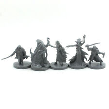 5PCS The LEGEND OF DRIZZT Dungeons & Dragons D&D YOCHLOL METHIL YVONNEL RB97