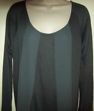 Katies long-sleeved top Size L, cotton/polyester