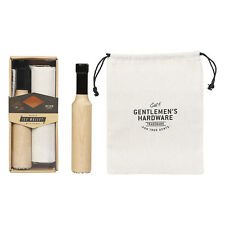 Gentlemen's Hardware - Wooden Ice Mallet with Ice Bag in Gift Box