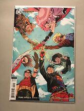 YOUNG JUSTICE #2 SANFORD GREENE VARIANT COVER 2019 robin superboy dc comics