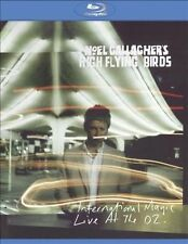 International Magic: Live at the O2 [Video] by Noel Gallagher's High Flying Birds/Noel Gallagher (Blu-ray Disc, 2012, 2 Discs, Sour Mash)