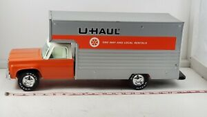 1970s Nylint U-Haul Maxi-Mover with ramp Model #8413  original toy super nice