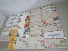Nystamps China Air Mail & FDC First Day Cover stamp collection