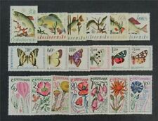 nystamps Czechoslovakia Stamp # 1354//1396 Mint OG NH $32