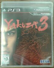 Yakuza 3 (Sony PlayStation 3, 2010)
