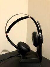 Plantronics B825-M Voyager Focus UC –Noise Cancelling Bluetooth Headset