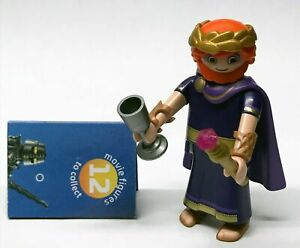 PLAYMOBIL 70139 FI?URES THE MOVIE 07 EMPEROR MAXIMUS  new in opened bag