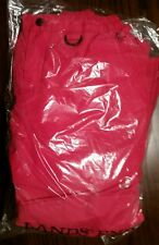 Lands End Little Girls Squall Snow Pants Size 4 (Vibrant Fuchsia) - New!