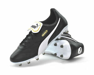 Puma King Top FG - Mens Football Boots Firm Ground - UK 9.5 EU44 - Moulded Studs