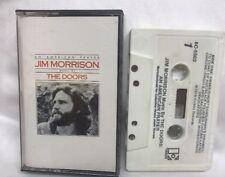 Tested An American Prayer Jim Morrison The Doors Cassette 1978 Elektra