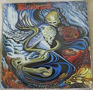 Bluebeard - Bad Dream - 1979 USA Parliament LP - EX