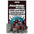 Abu Garcia 6500 Level Wind Fishing Reel Rubber Sealed Bearing Kit