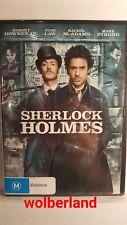 Sherlock Holmes [ DVD ] BRAND NEW & SEALED, Region 4, FREE Next Day Post fromNSW