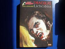 Larry Brent Nr. 7 - Draculas Liebesbiss (4 Romane)