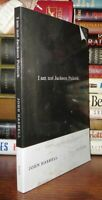 Haskell, John I AM NOT JACKSON POLLOCK Stories 1st Edition 1st Printing