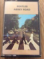 ABBEY ROAD - THE BEATLES - CASSETTE  -