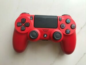 RED Wireless Controller - Sony PlayStation 4 DualShock 4 PS4 * OEM original