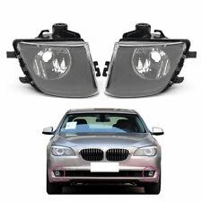 Pair Fog Light Lamp For BMW F01 F02 740i 740Li 750i 2009-2013 7182195  NEW