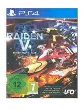 Raiden 5 V - Directors Cut - Limited Edition       PS4       !!!!! NEU+OVP !!!!!