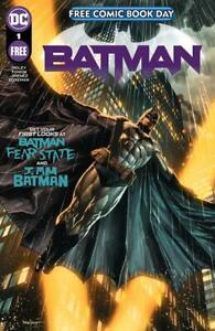 FCBD 2021 Batman Special Edition | Select Cover | DC Comics NM 2021