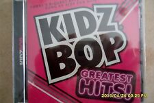 "Kidz Bop Kids KIDS BOP GREATEST HITS CD BRAND NEW SEALED 24 HR ""FREE"" SHIPPING"