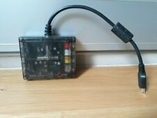 Sega Dreamcast Vga Box / Commutation automatique
